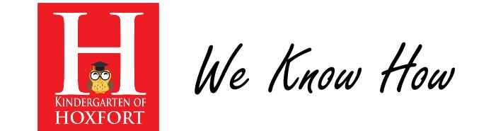 Logo for Üdvözöljük Hoxfort oldalán